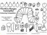 Very Hungry Caterpillar Coloring Pages Printables Hungry Caterpillar Coloring Pages Very Hungry Caterpillar Coloring