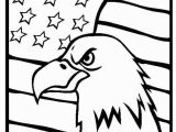 Veteran Coloring Pages Printable American Eagle and Us Flag Veterans Day Coloring Page