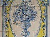 Victorian Wall Murals Tile Murals Spanish Tile Victorian Tile Decorative Tile Ceramic
