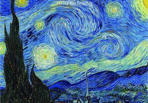 Vincent Van Gogh Wall Murals Amazon 2020 Wall Calendar Van Gogh Calendar 12 X 12