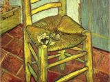 Vincent Van Gogh Wall Murals Vincent Willem Van Gogh Vincents Stuhl Mit Pfeife 1888 –l