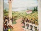 Vineyard Wall Murals 102 Best Vineyard Paintings Images