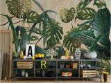 Vineyard Wall Murals Beibehang Custom Wallpaper Photo 3d Wallpaper Tropical Plant Green
