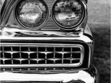 Vintage Car Wall Murals Art Graphy Fine Art Graphy Black and White