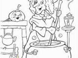 Vintage Halloween Coloring Pages 42 Best Halloween Coloring Sheets Images