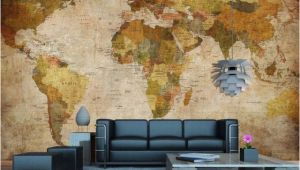 Vintage World Map Wall Mural Vintage World Map Wall Mural In 2019 Dorm Stuff