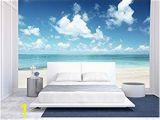 Vinyl Wall Mural Beach Wall26 Sand Of Beach Caribbean Sea Removable Wall Mural