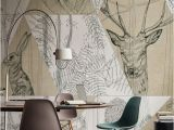 Visual Effects Wall Murals Woodland Wall and Deco