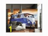 Vw Campervan Wall Mural 21 Best Vw Camper Van Images