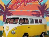 Vw Campervan Wall Mural 46 Best Vw Images