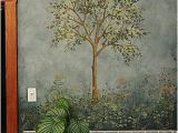 Wall and Mural Stencils Tree Stencil for Wall Painting Reusable Mural