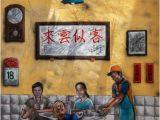 Wall Art Mural Ipoh Malaysia Reisebericht – Teil 1 Penang Und Ipoh
