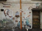 Wall Art Mural Ipoh Multi Kulti Malaysia – Vakantio