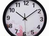 Wall Clock Horloge Murale Acheter Horloge Murale De Jardin Créative Tableau Mural Simple Chambre € Coucher Horloge Murale De Salon Moderne De $100 82 Du Gcz1688