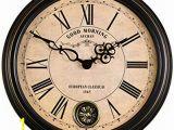 Wall Clock Horloge Murale Ltood Mécanisme D Autocollant Grande Conception Moderne