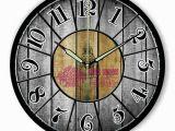 Wall Clock Horloge Murale Us $15 96 Off Vintage Große Dekorative Wanduhr Absolut Stille Wanduhr Moderne Design Mode Dekoration Uhr Wand Horloge Murale In Wanduhren Aus Heim