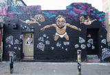 Wall Mural Artist London Street Art by Carleen De sozer 3