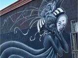 Wall Mural Artist Los Angeles Los Angeles Incredible Street Art Scene