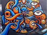 Wall Mural Artist Sydney Newtown Street Art