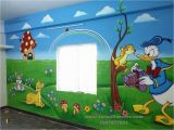 Wall Mural Artists In Hyderabad Play School Painting Hyderabad 3d School Wall Painting