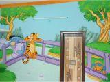 Wall Mural Artists In Hyderabad School Wall Painting Outdoor School Wall Painting Images