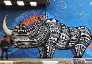 Wall Mural Artists Melbourne Street Art by Cadumen Sao Paulo Brazil Art Mural Graffiti