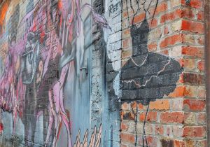 Wall Mural Artists Melbourne where to Find the Best Melbourne Street Art Map Included