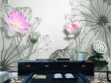 Wall Mural Behind Tv Amazon Zxcie Custom Wallpaper Mural Home Decoration