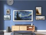 Wall Mural Behind Tv Xiaomi Outs Mi Mural Tv with A 65 Inch Super Thin Wallpaper
