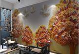 Wall Mural Custom Size Amazon Pbldb Custom Size Background 3d Wall Paper