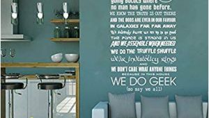 Wall Mural Decals Vinyl In This House We Do Vinyl Wall Sticker Mural Amazon