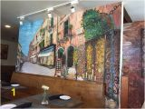 Wall Mural for Bar Tables and Wall Picture Of Misto Cafe Bar Bistro