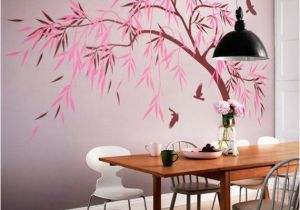Wall Mural for Hallway Dining Room Wall Decoration Hallway Tree Decals Dining