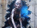 Wall Mural Graffiti Art 30 Extraordinary Graffiti and Wall Paintings