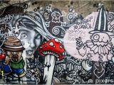 Wall Mural Graffiti Art Mur De Graffiti Wall Mural Vinyl