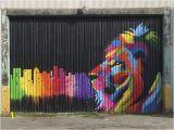 Wall Mural Graffiti Art Mural • West Oakland