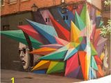 Wall Mural Graffiti Art Street Art tour Cool tour Spain Madrid Reisebewertungen