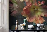 Wall Mural Ideas for Dining Room Bursting Flower Still Mural Trunk Archive Collection From