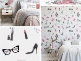 Wall Mural Ideas for Teenage Cool Teenage Bedroom Ideas Created with Cool Girl Wallpaper