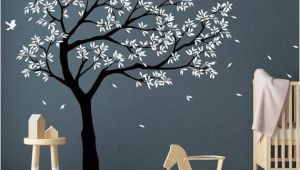 Wall Mural Installation Instructions Tree Wall Decal Tree Decals Huge Tree Decal Nursery