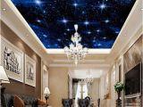 Wall Mural Night Sky Custom 3d Wall Murals Wallpaper for Living Room Kids Room