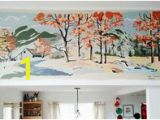 Wall Mural Paint by Numbers Kit 14 Best Paint by Number Wall Images