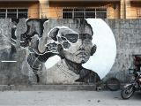 Wall Mural Painter Philippines Bawal Umihi Dito by Sepe In Quezon City Philippines