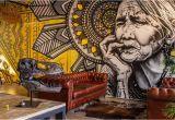 Wall Mural Painter Philippines Dakato Lee Tattoo Studio Wall Murals by Unity Murals