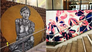 Wall Mural Painter Philippines Sm Aura Launches Art In Aura at Bonifacio Global City