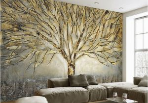 Wall Mural Painters Home Decor Wall Papers 3d Embossed Tree Wall Painting Wall