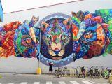 """Wall Mural Painters Sydney Farid Rueda""""siempre Es Bueno Volver A Los Lugares Donde Uno"""