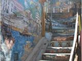 Wall Mural Painting Tips Stairway and Wall Murals Picture Of tours 4 Tips