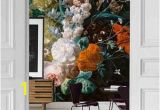 Wall Mural Peel and Stick Wallpaper Wall Paper Peel N Stick Floral Wall Mural Remove