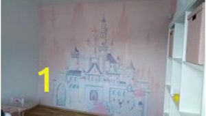 Wall Mural Princess Castle 11 Best Castle Mural Images In 2019